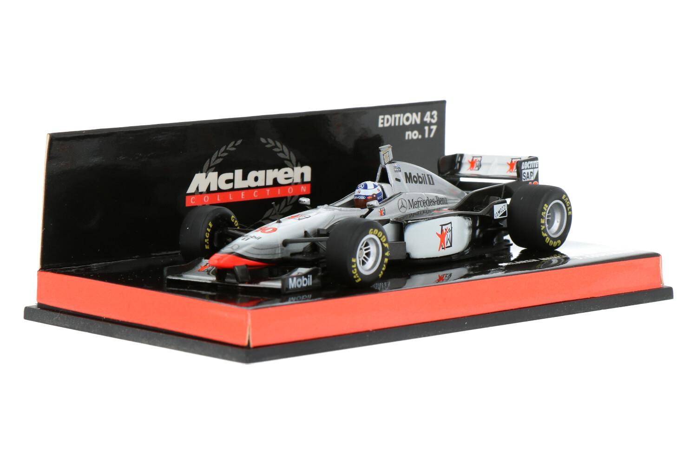 McLaren MP4-12 - Modelauto schaal 1:43
