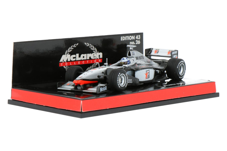 McLaren MP4-13 - Modelauto schaal 1:43