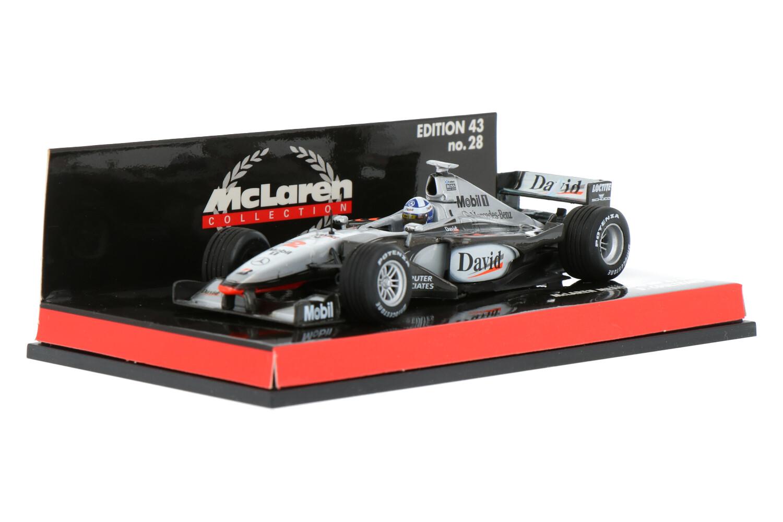 McLaren MP4-14 - Modelauto schaal 1:43