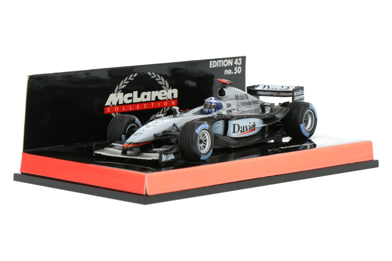 McLaren MP4-17D - Modelauto schaal 1:43