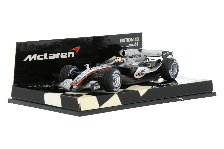 McLaren MP4-20 - Modelauto schaal 1:43
