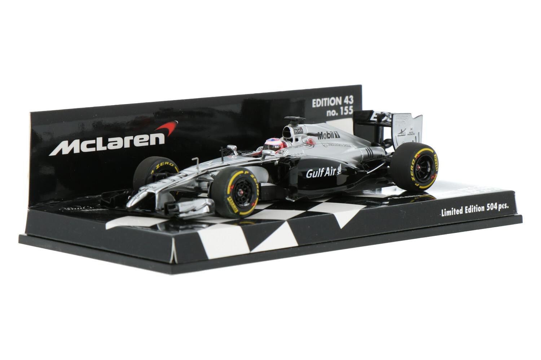 McLaren MP4-29 - Modelauto schaal 1:43