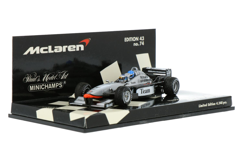 McLaren MP4-98T - Modelauto schaal 1:43