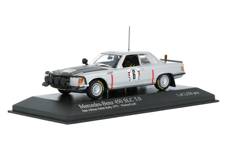 Mercedes-Benz 450 SLC 5.0 - Modelauto schaal 1:43