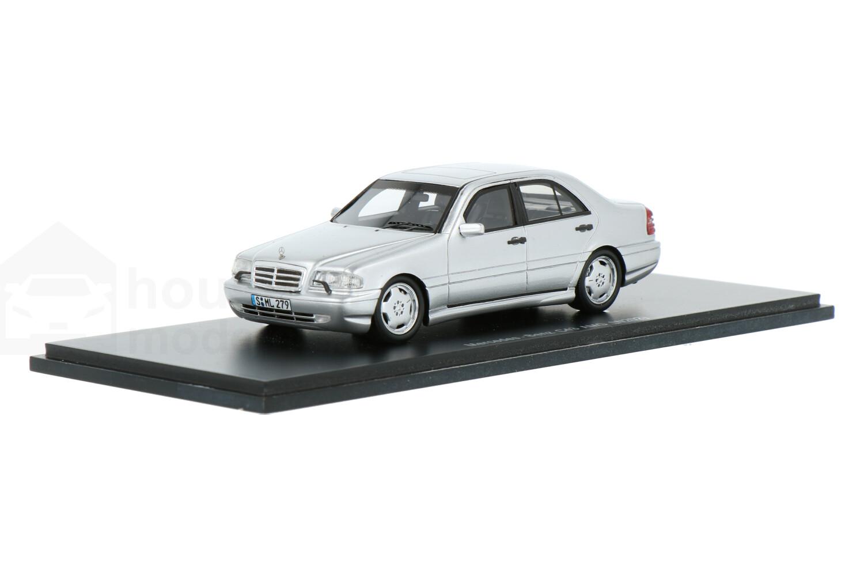 Mercedes-Benz C43 AMG (W202) - Modelauto schaal 1:43