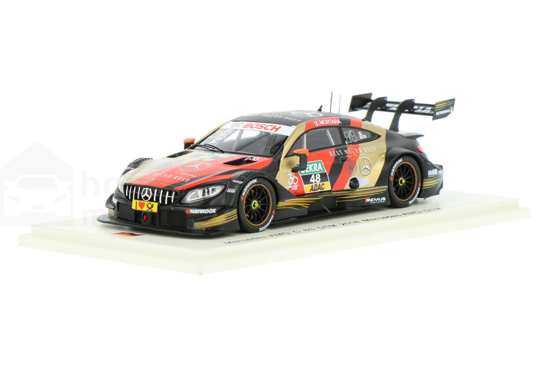 Mercedes-Benz C63 AMG - Modelauto schaal 1:43