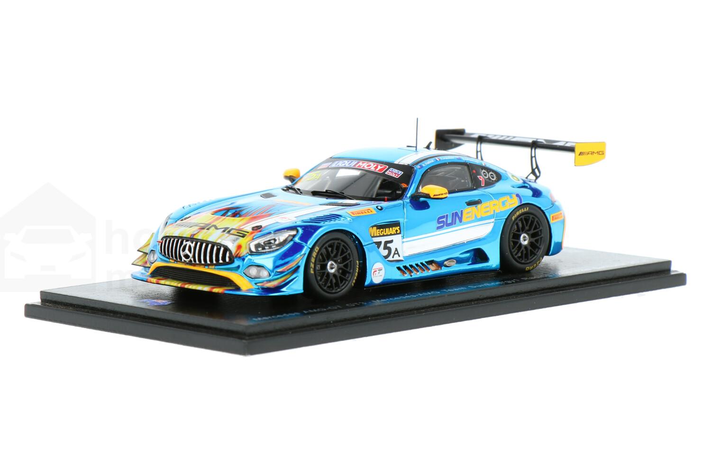 Mercedes-Benz AMG-GT GT3 - Modelauto schaal 1:43