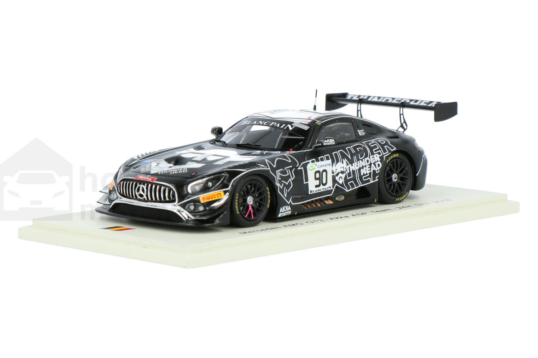 Mercedes-AMG AMG-GT GT3 - Modelauto schaal 1:43