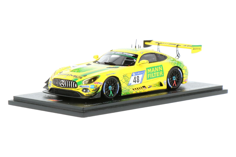 Mercedes-AMG AMG GT3 - Modelauto schaal 1:43