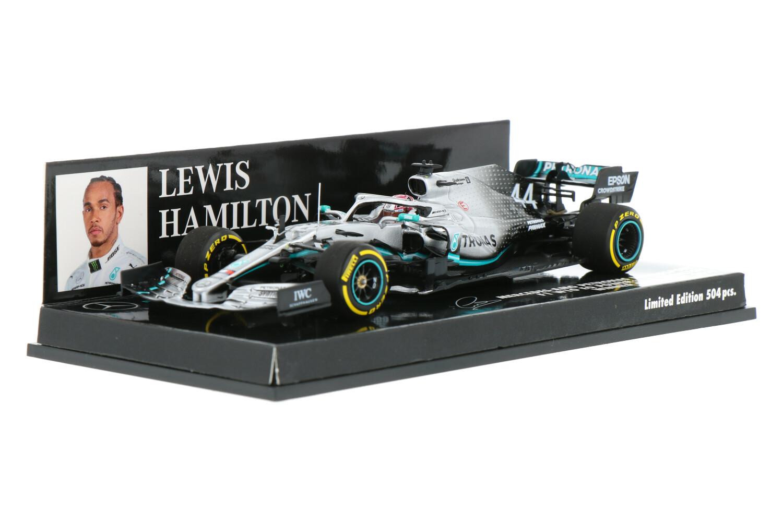 Mercedes-AMG F1 W10 EQ Power - Modelauto schaal 1:43