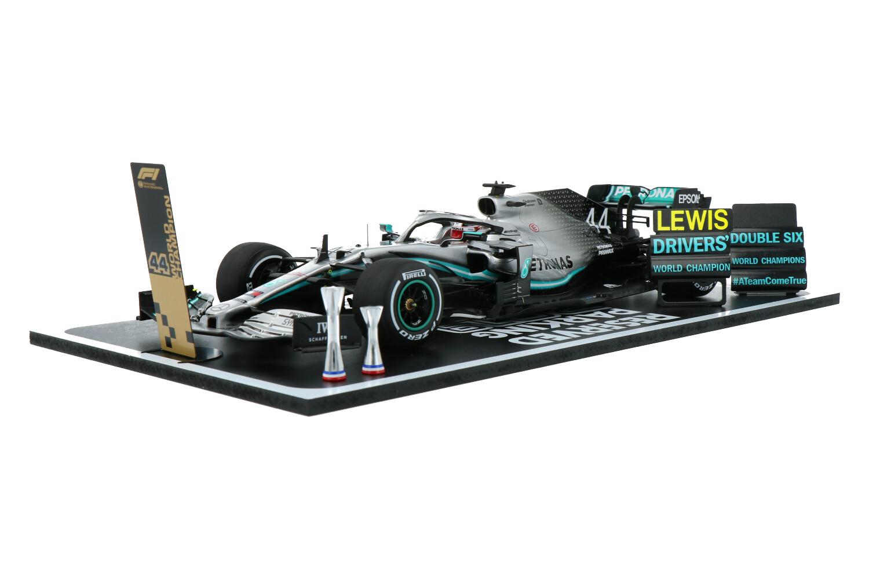 Mercedes-AMG F1 W10 EQ Power+ - Modelauto schaal 1:18