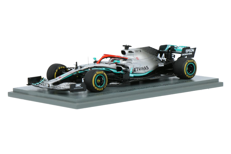 Mercedes-AMG F1 AMG F1 W10 EQ Power+ - Modelauto schaal 1:43