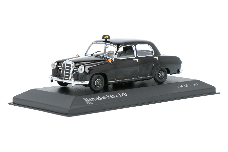 Mercedes-Benz 180 - Modelauto schaal 1:43