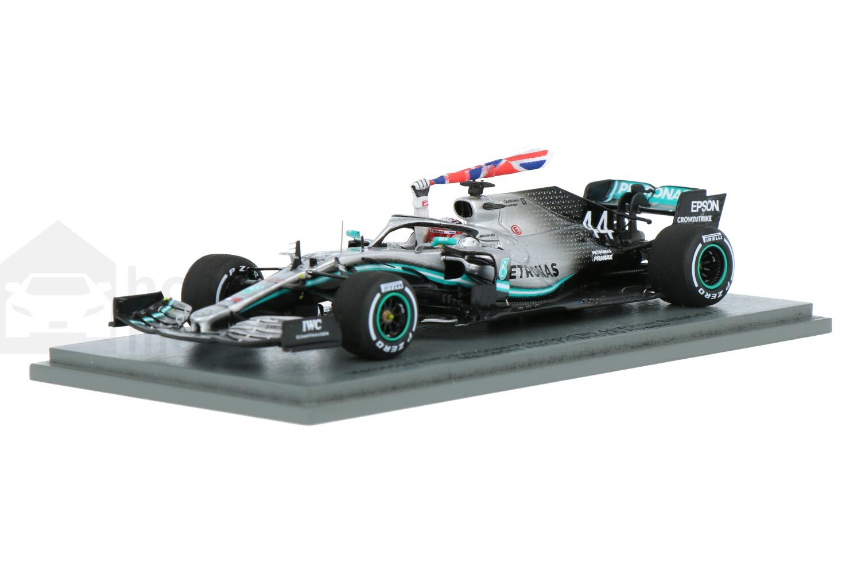 Mercedes-AMG F1 W10 EQ Power+ - Modelauto schaal 1:43