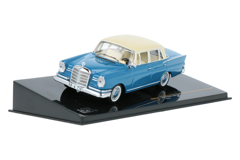 Mercedes-Benz 220SE - Modelauto schaal 1:43