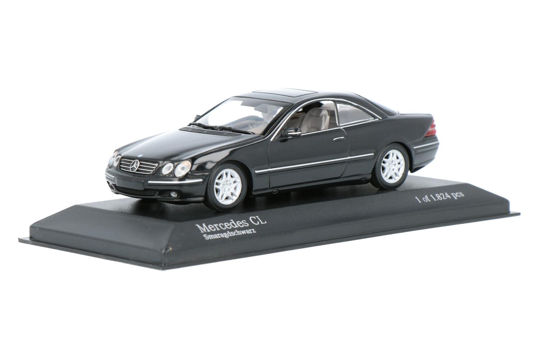 Mercedes-Benz CL Coupé - Modelauto schaal 1:43