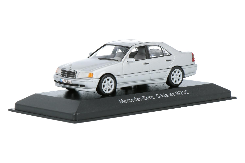 Mercedes-Benz C-Klasse W202 - Modelauto schaal 1:43