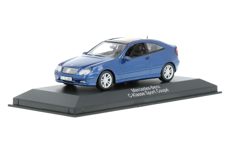 Mercedes-Benz C-Klasse Sport Coupé - Modelauto schaal 1:43
