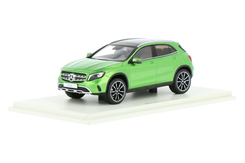 Mercedes-Benz GLA - Modelauto schaal 1:43