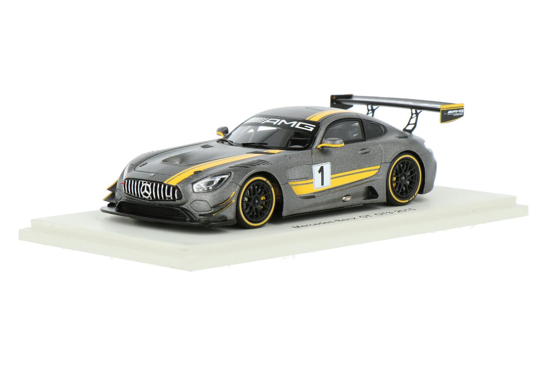 Mercedes-AMG GT GT3 - Modelauto schaal 1:43
