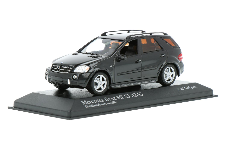 Mercedes-Benz ML63 AMG - Modelauto schaal 1:43