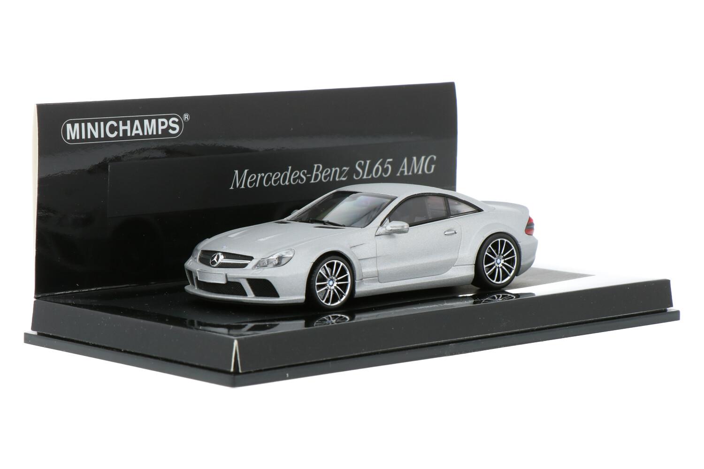 Mercedes-Benz SL65 AMG - Modelauto schaal 1:43