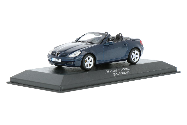 Mercedes-Benz SLK - Modelauto schaal 1:43