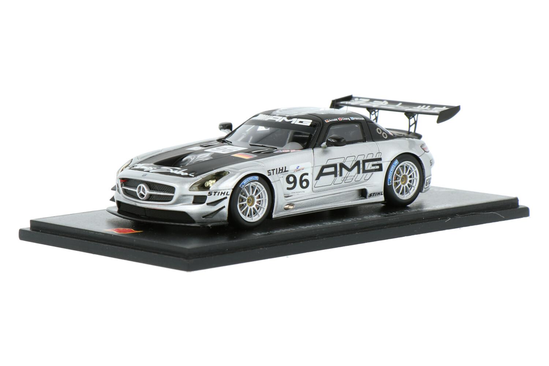 Mercedes-Benz SLS GT3 - Modelauto schaal 1:43