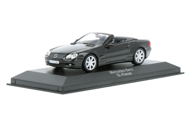 Mercedes-Benz SL - Modelauto schaal 1:43