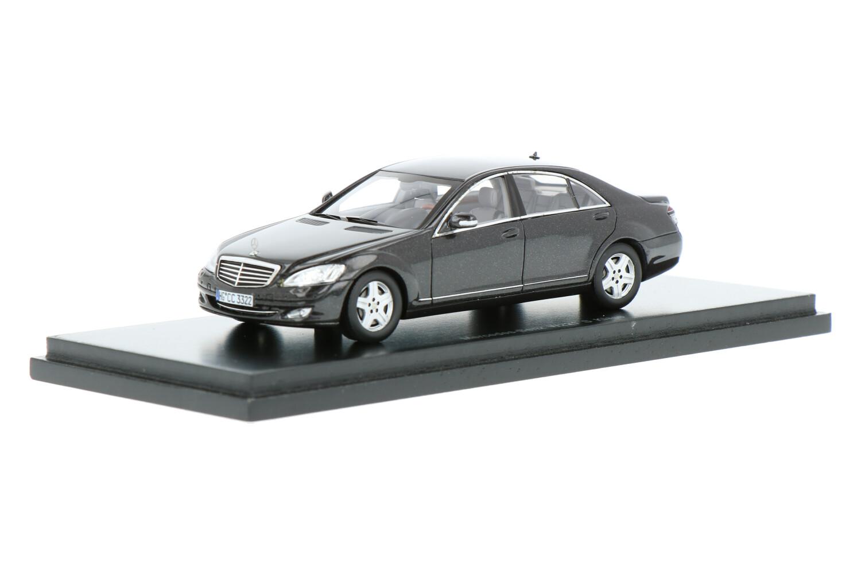 Mercedes-Benz S Klasse (W221) - Modelauto schaal 1:43