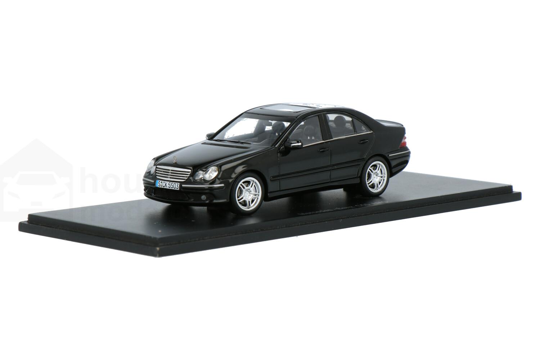 Mercedes-Benz C55 AMG - Modelauto schaal 1:43