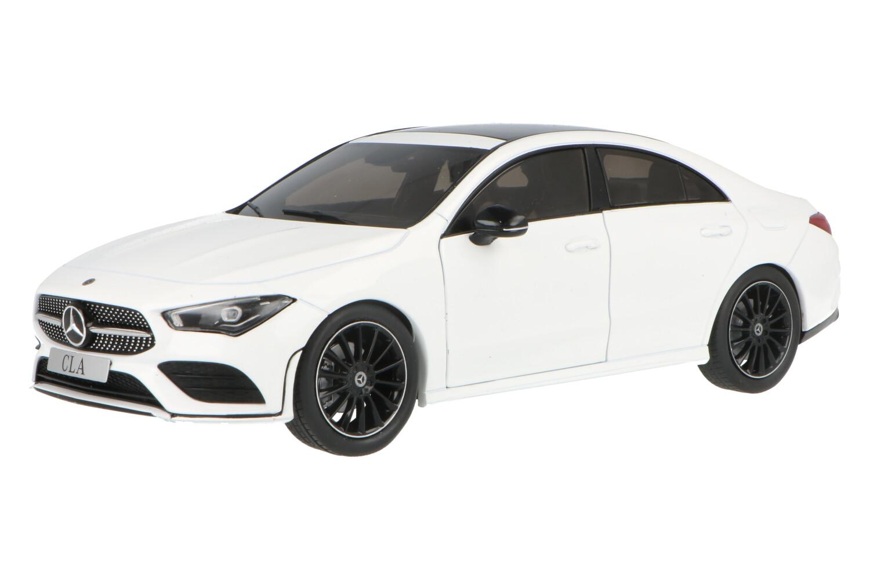Mercedes-Benz CLA C118  - Modelauto schaal 1:18