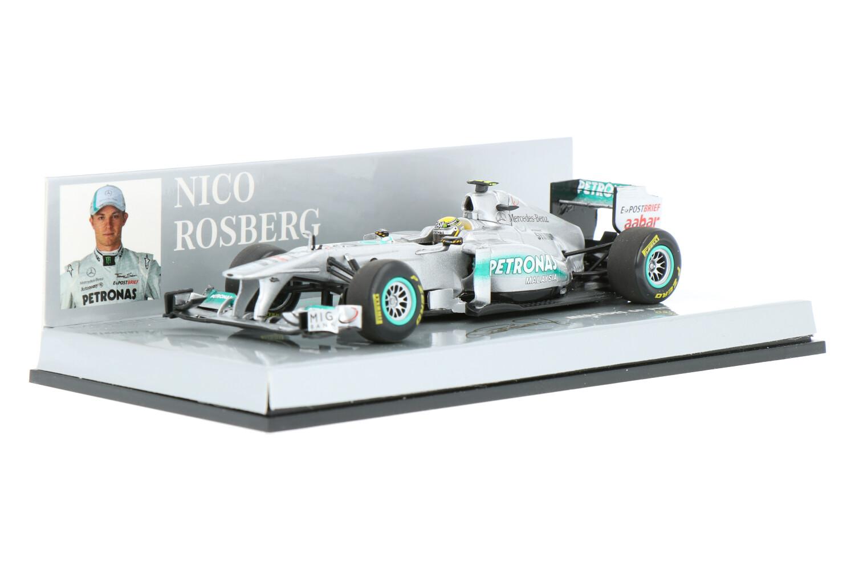 Mercedes-AMG F1 W02 - Modelauto schaal 1:43