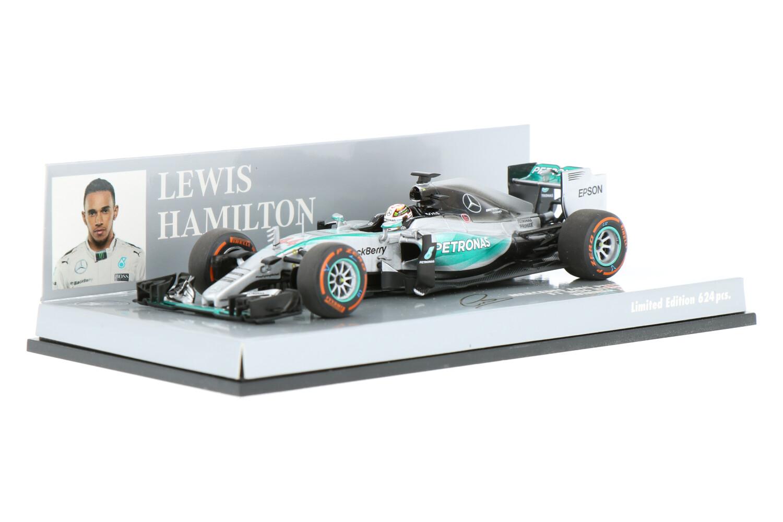 Mercedes-AMG F1 W06 - Modelauto schaal 1:43
