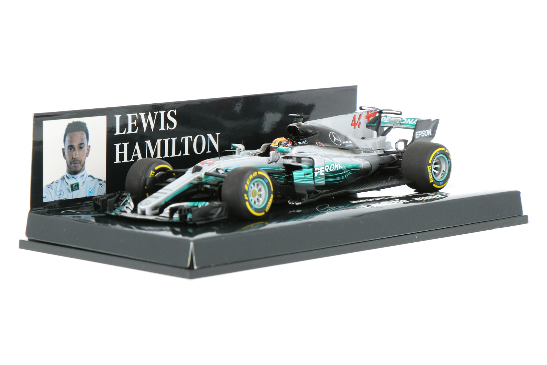 Mercedes-AMG F1 W08 EQ Power+ - Modelauto schaal 1:43