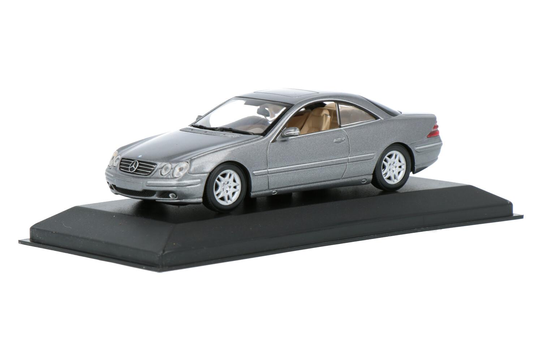 Mercedes-Benz S-Class Coupé - Modelauto schaal 1:43