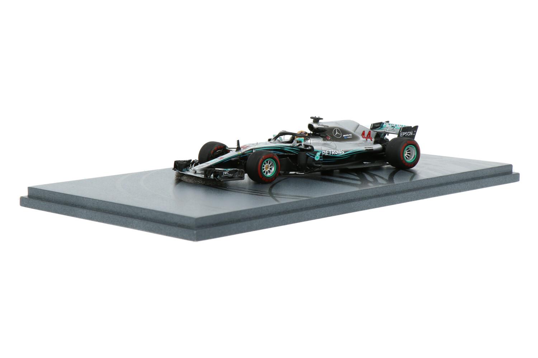 Mercedes-AMG F1 W09 EQ Power+ - Modelauto schaal 1:43