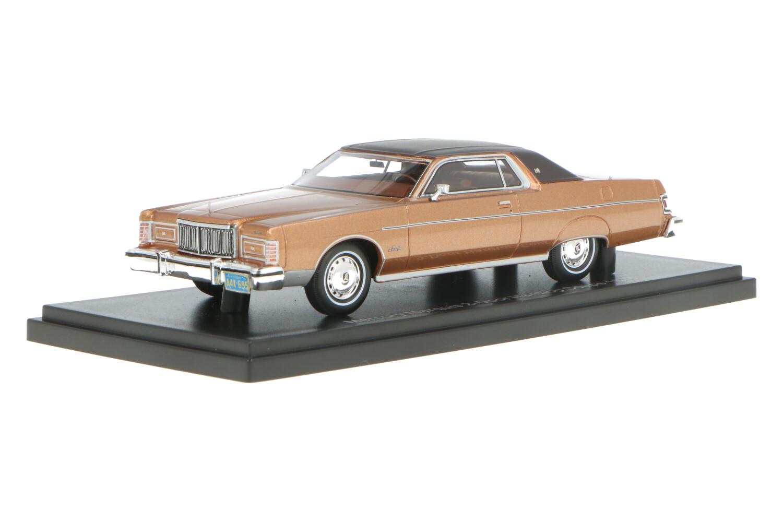 Mercury Marquis 2-Door Hardtop Coupé - Modelauto schaal 1:43