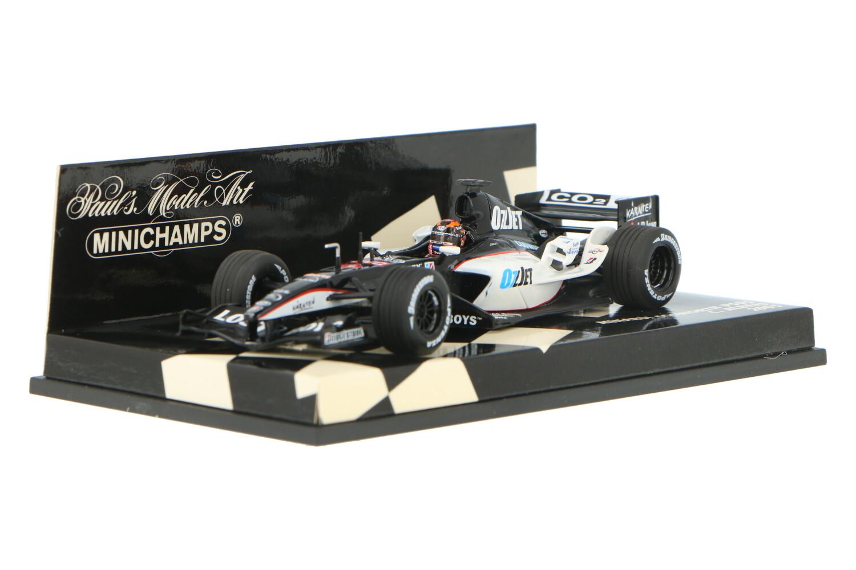Minardi PS05 - Modelauto schaal 1:43