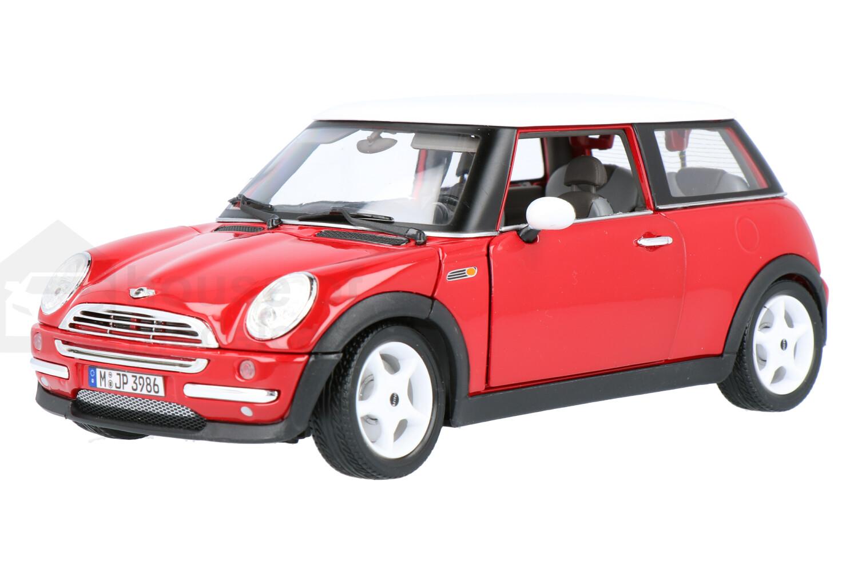 Mini Cooper - Modelauto schaal 1:18