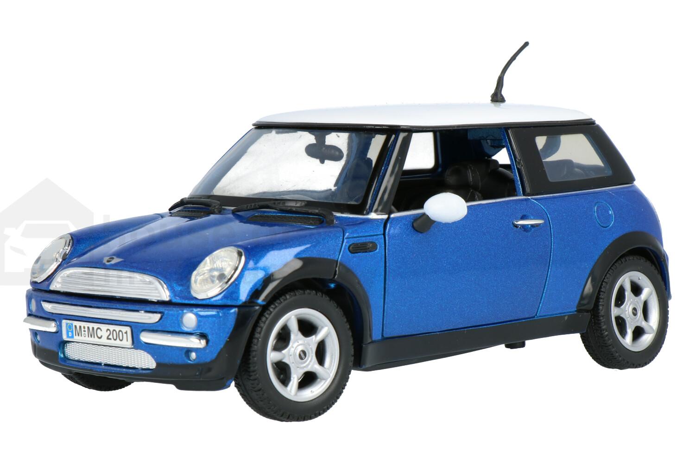 Mini Cooper New - Modelauto schaal 1:18