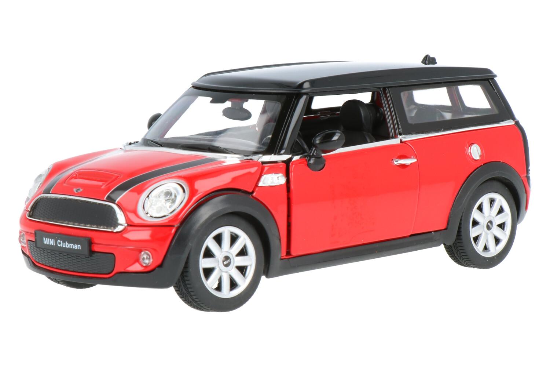 Mini Cooper Clubman - Modelauto schaal 1:24