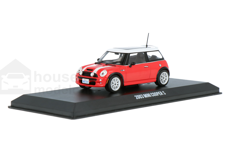 Mini Cooper S - Modelauto schaal 1:43