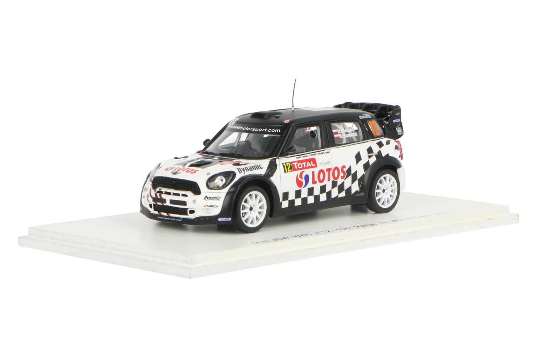 Mini JCW Countryman  - Modelauto schaal 1:43