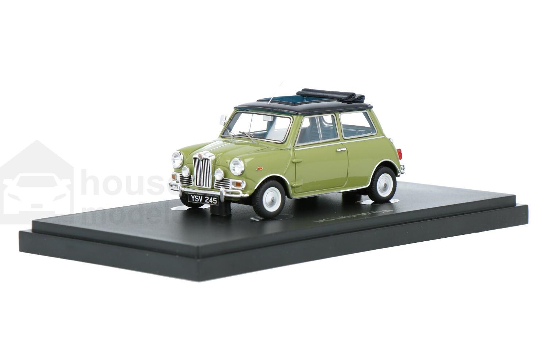 Mini MG Mini M-Type - Modelauto schaal 1:43