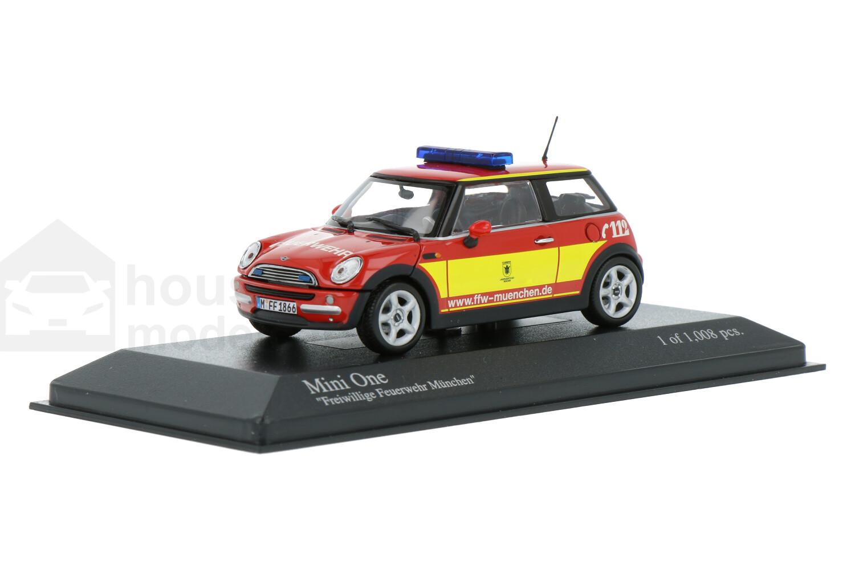 Mini One - Modelauto schaal 1:43