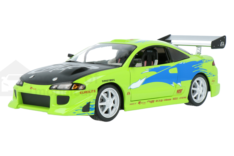 Mitsubishi Eclipse - Modelauto schaal 1:18