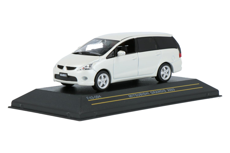 Mitsubishi Grandis - Modelauto schaal 1:43