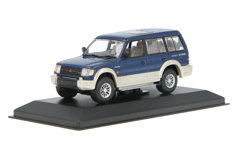 Mitsubishi Pajero ECO V6 3000 - Modelauto schaal 1:43