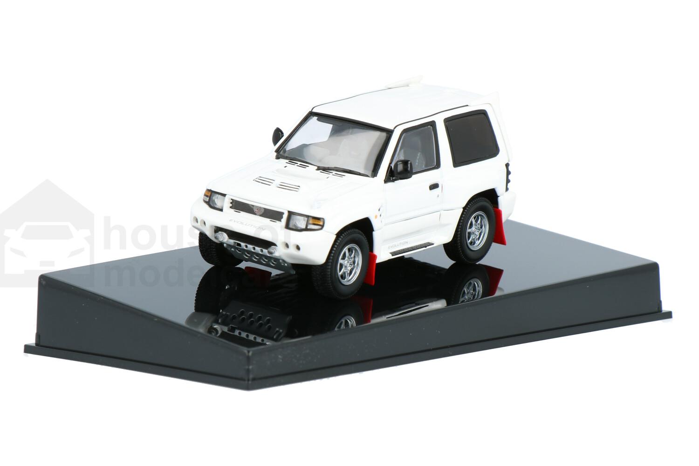 Mitsubishi Pajero EVO - Modelauto schaal 1:43